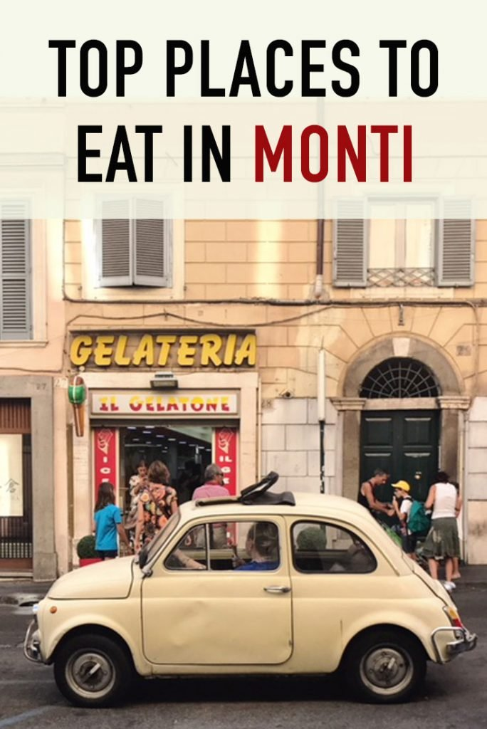 Where to Eat in Monti