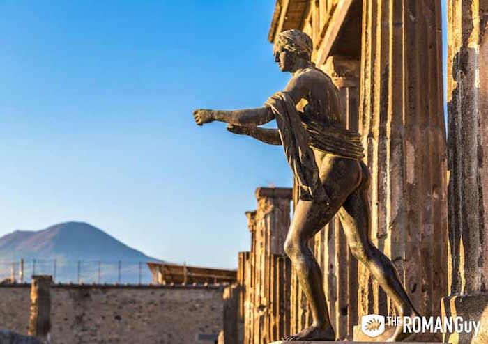 Mount Vesuvius History