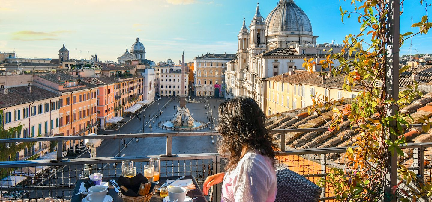 Where to Stay in Rome in 2021: Best Neighborhoods + Hotels