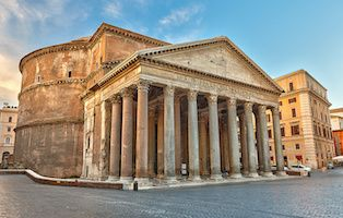 Pantheon Rome Attraction