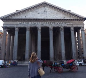 Pantheon - 4 hours in Rome