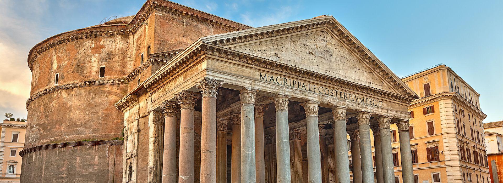 Pantheon Page TRG