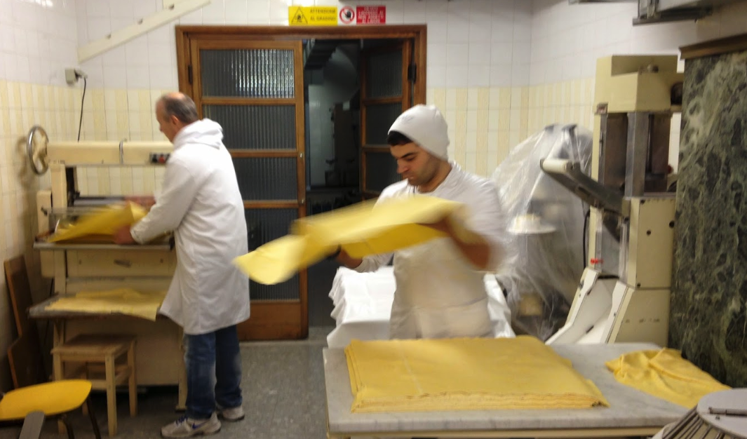 Pastificio Guerra - best cheap pasta in Rome!