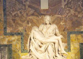 Michelangelo Does It Again: La Pietà