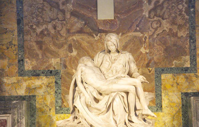 La Pieta Rome
