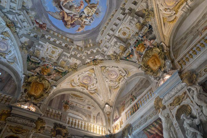 arts of Palazzo Pitti