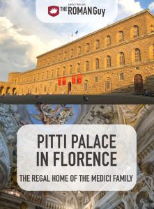 Pitti Palace Florence Pinterest