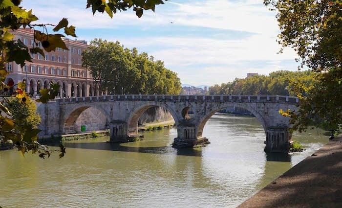 Ponte Sisto things to see in Trastevere