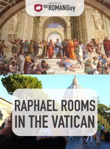 Raphael Rooms in the Vatican Pinterest