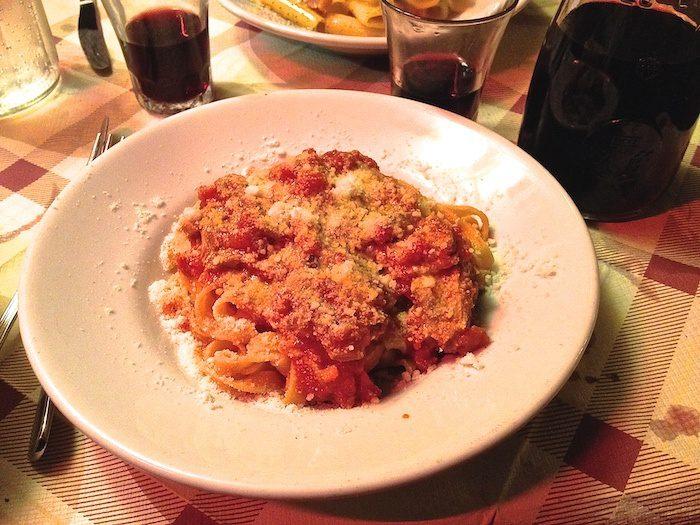 Roman Cuisine Pajata