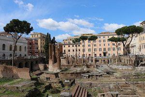 Rome jewish ghetto largo argentina guide