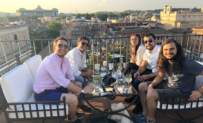 Rome's 6 Best Rooftop Restaurants in 2021