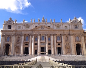 St Peters Basilica vatican neighborhood guide