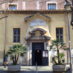 How to stay cool in Rome- Basilica San Clemente