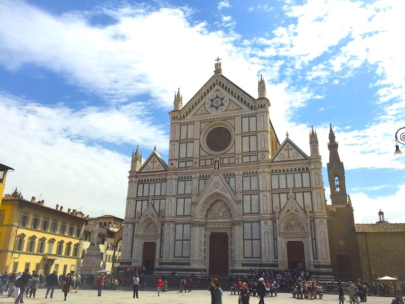 5 of the Most Important Churches in Florence