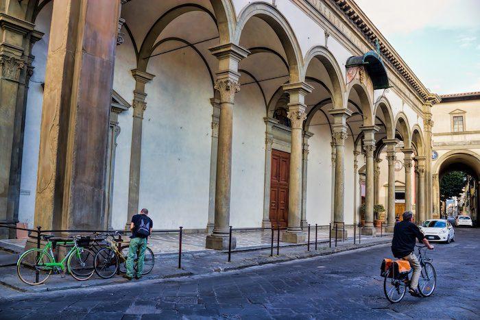 Florenz, Santissima Annunziata