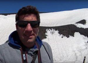 Visit Mount Etna - Dress Warm