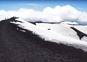 Visit Mount Etna - The Top
