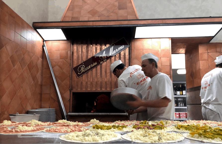 Pizzeria Ai Marmi