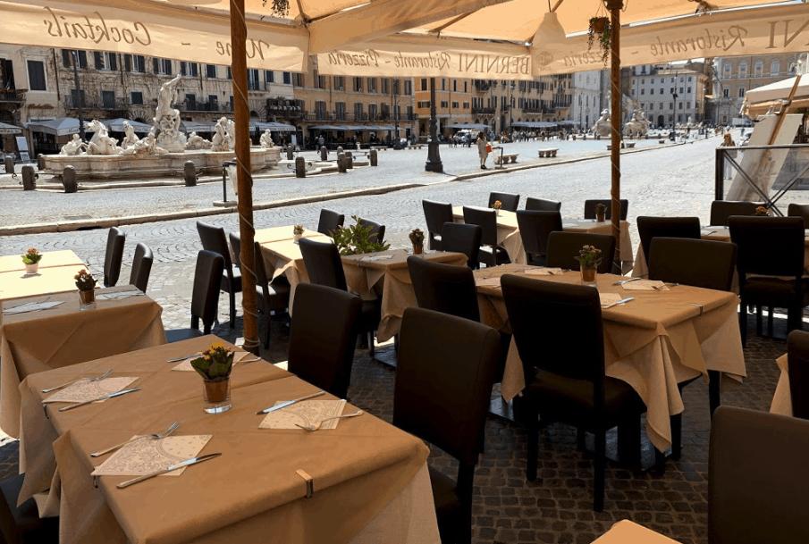 Bernini Restaurant Piazza Navona
