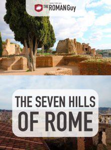 Seven Hills of Rome Pinterest