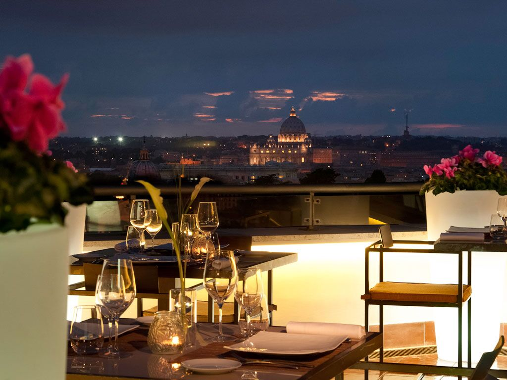 La Terrasse Cuisine & Lounge, Sofitel Hotel