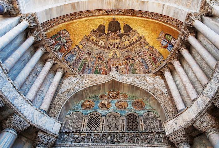 St. Mark's Basilica Facade