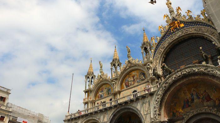 St. Mark's Basilica Terrace