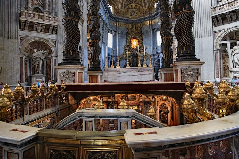 How to See St. Peter's Tomb in Vatican City