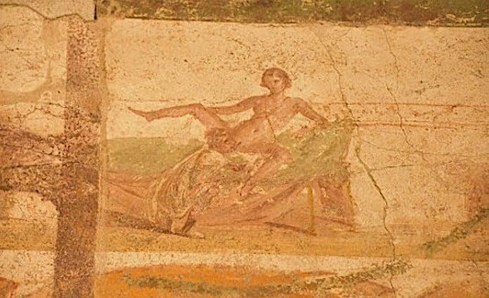 Terme Suburbane 2 Pompeii Brothel