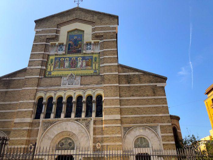 Testaccio Church