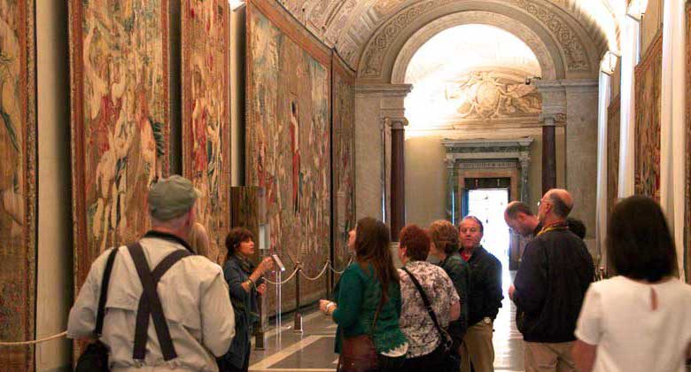 Vatican Gallery of Tapestries