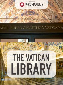 The Vatican Library Pinterest