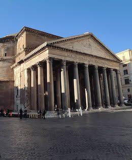 Things to See at Pantheon