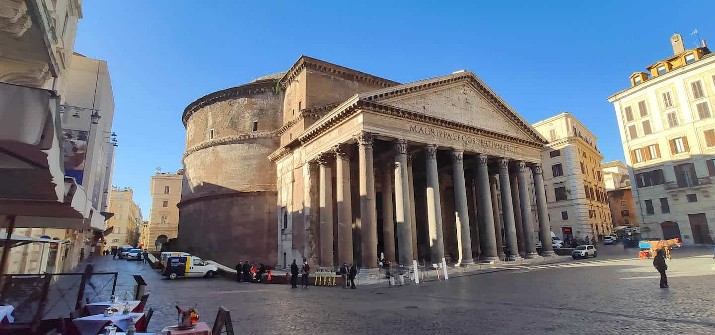 Things to do at the Pantheon in Rome