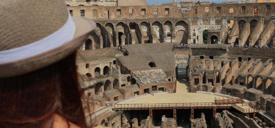Third Tier Colosseum best attractions in rome