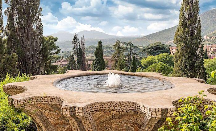 Tivoli Gardens Day trip from Rome