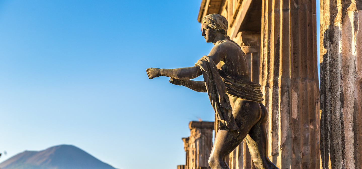 Top 15 Things Pompeii