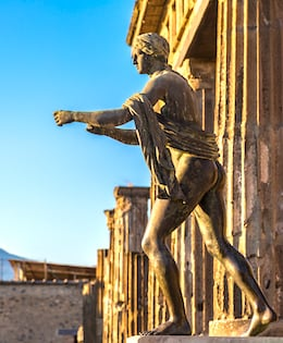 Top 15 Things Pompeii