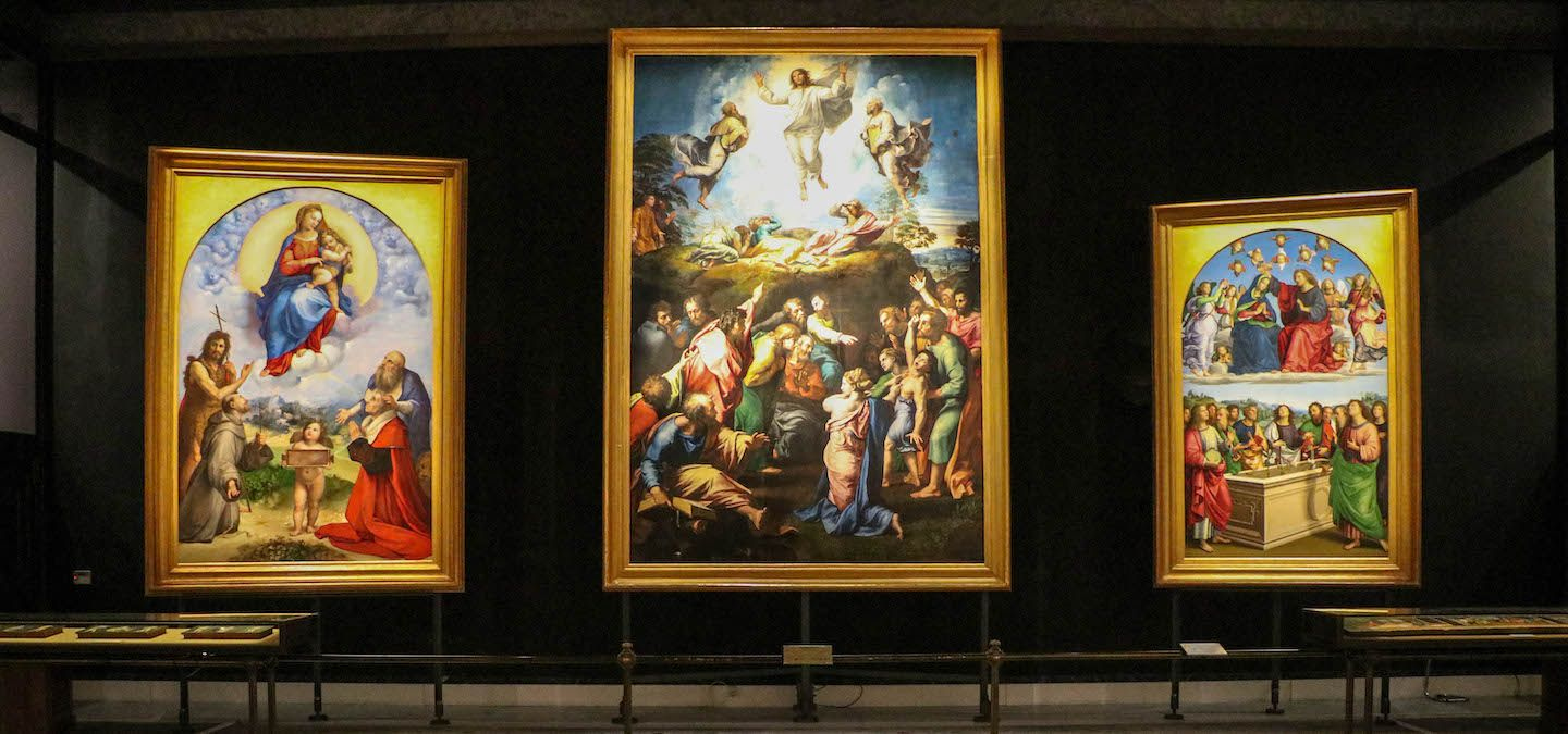 Top Things to see at the Vatican