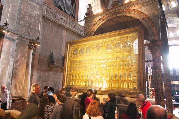 Treasury of St. Mark's Basilica