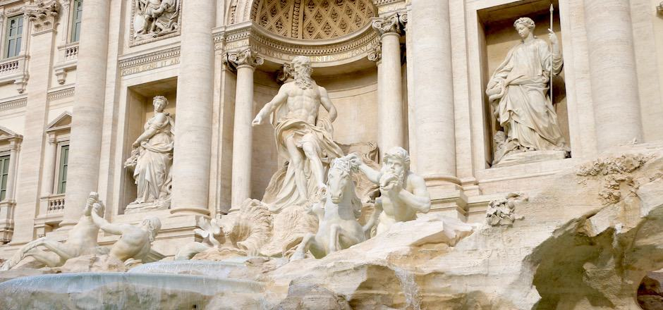 10 Most Important Things to See at the Trevi Fountain In Rome