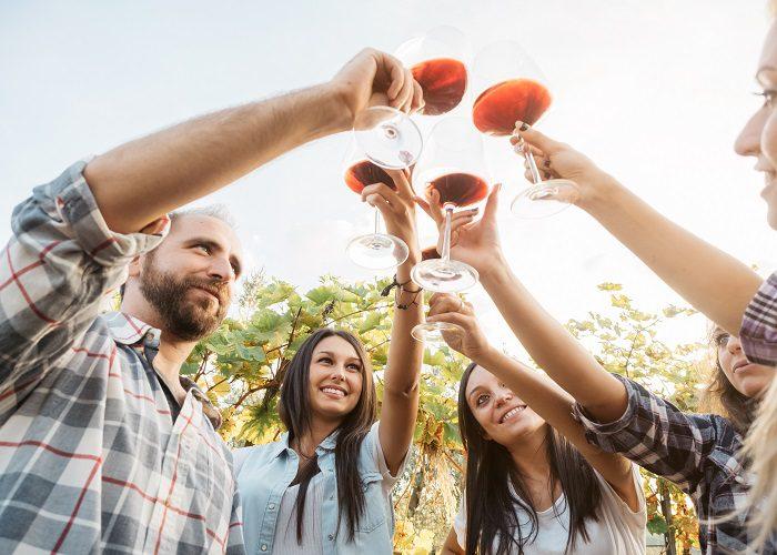 Tuscany Agriturismo Wine