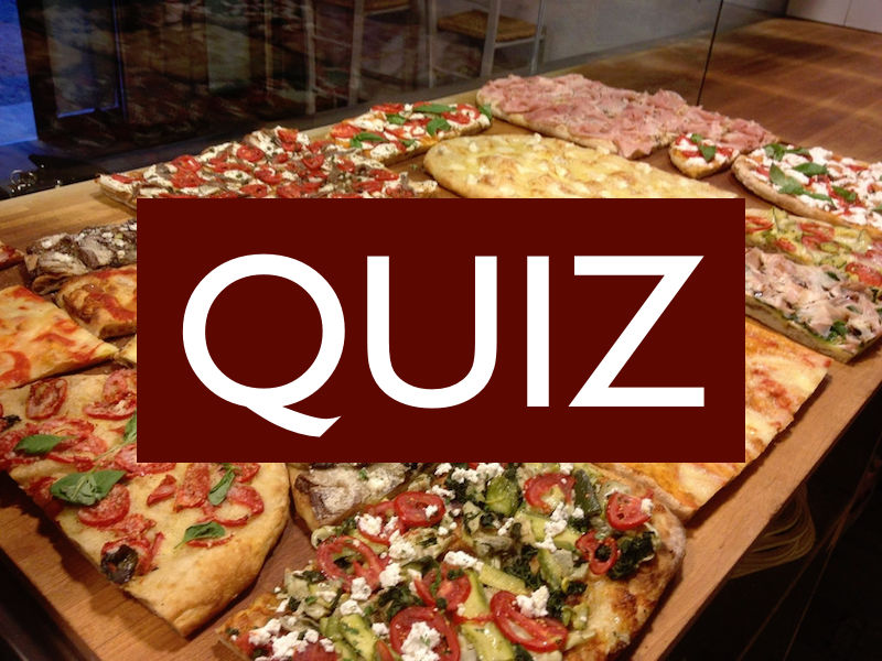 how well do you know italian food italian food quiz