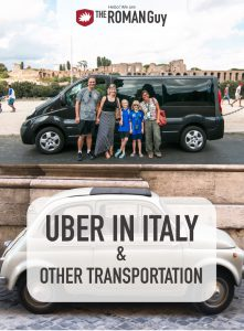 Is there Uber in Italy?