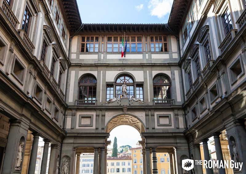 Best Ways To Visit The Uffizi Gallery Florence