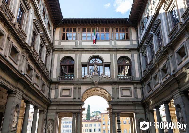 Best Ways To Visit The Uffizi Gallery Florence