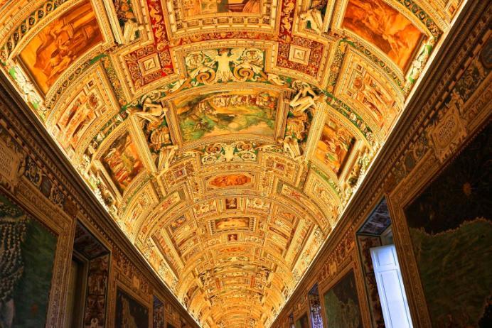 Vatican Galleries