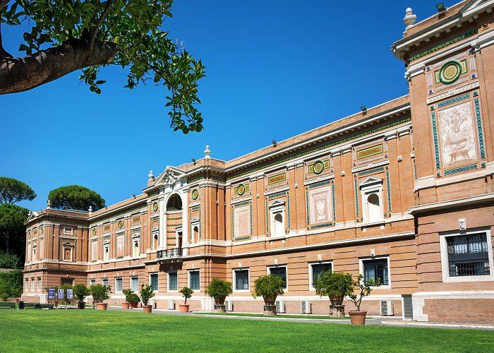 Vatican Pinacoteca Rome