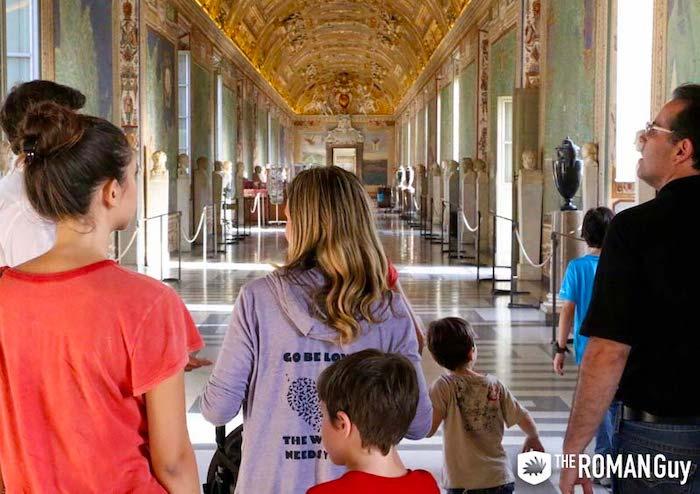 vatican kids